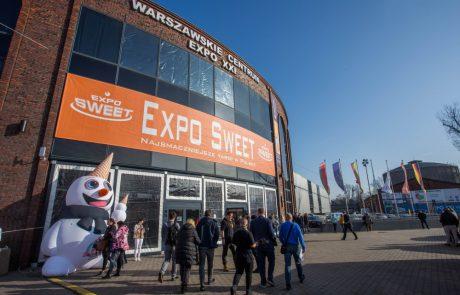 hala 2 na Targach Expo Sweet 2019
