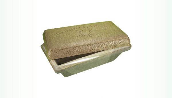 łopatka biodegradowalna